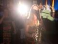Saxophonshowact Ines Weber