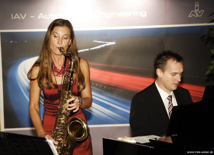Sax-Piano