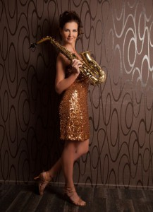 Ines Weber Saxophonistin aus Berlin