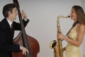 Berliner Jazz Duo BarWeaver