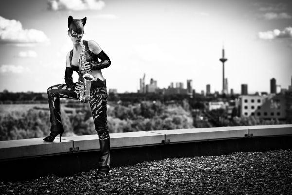 Verticalsax Catwoman Frankfurt am Main