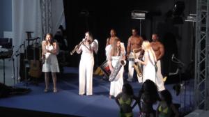 Damensaxophonband First Ladies