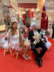 Swingduo Berlin Saxophon Melodika