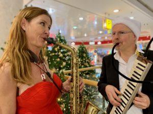 Weihnachtsmusik Duo