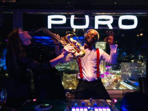 PURO DJ + Sax